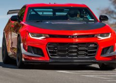 2018 Camaro ZL1 1LE at the Nurburgring