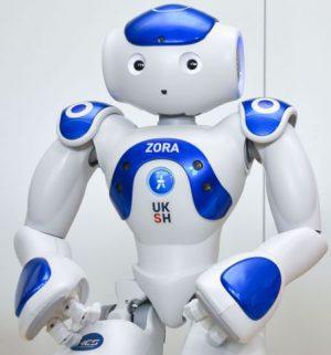robot zora