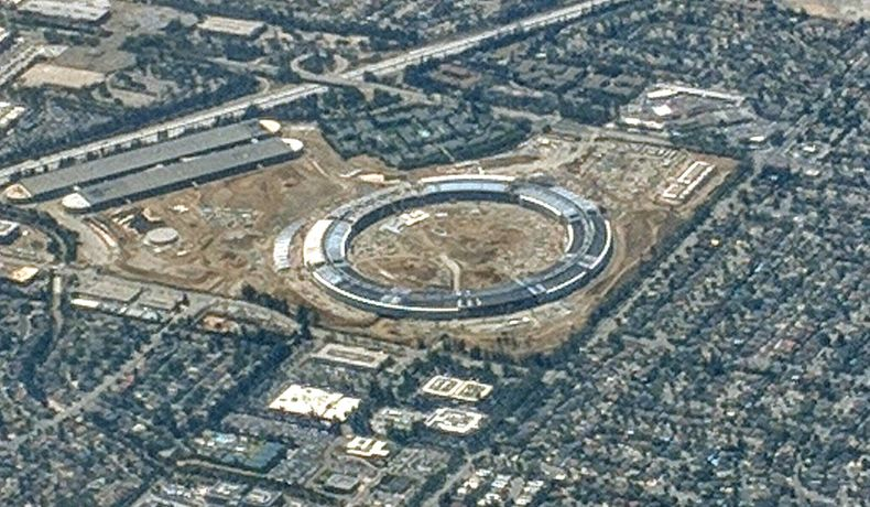 apple campus