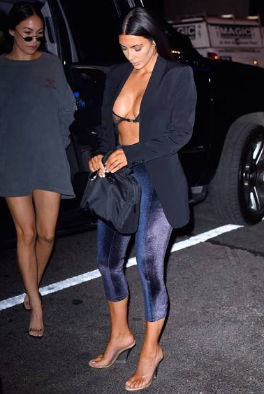 kim kardashian glamour